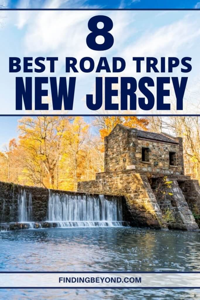 Spare the trouble of planning and buckle up, because we've compiled the eight best road trips in New Jersey for you to choose from!