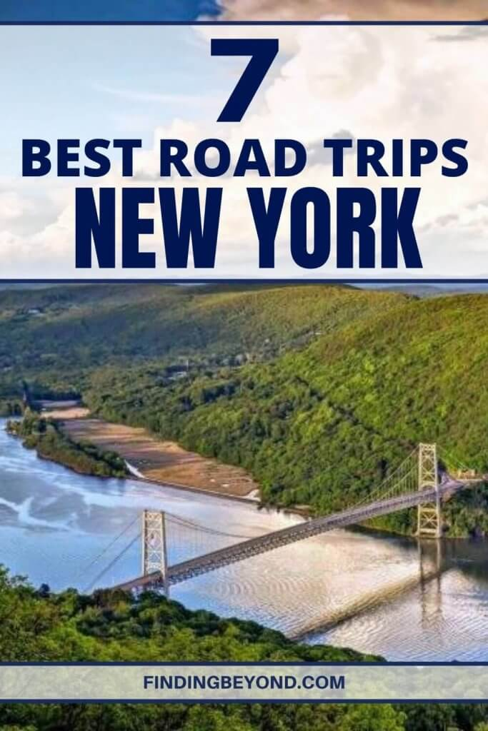Spare the trouble of planning and buckle up, because we've compiled the eight best road trips in New York State for you to choose from!