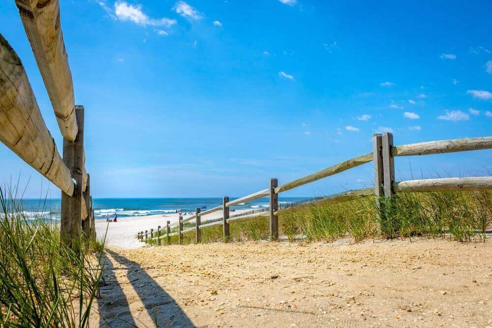 Jersey Shore road trip