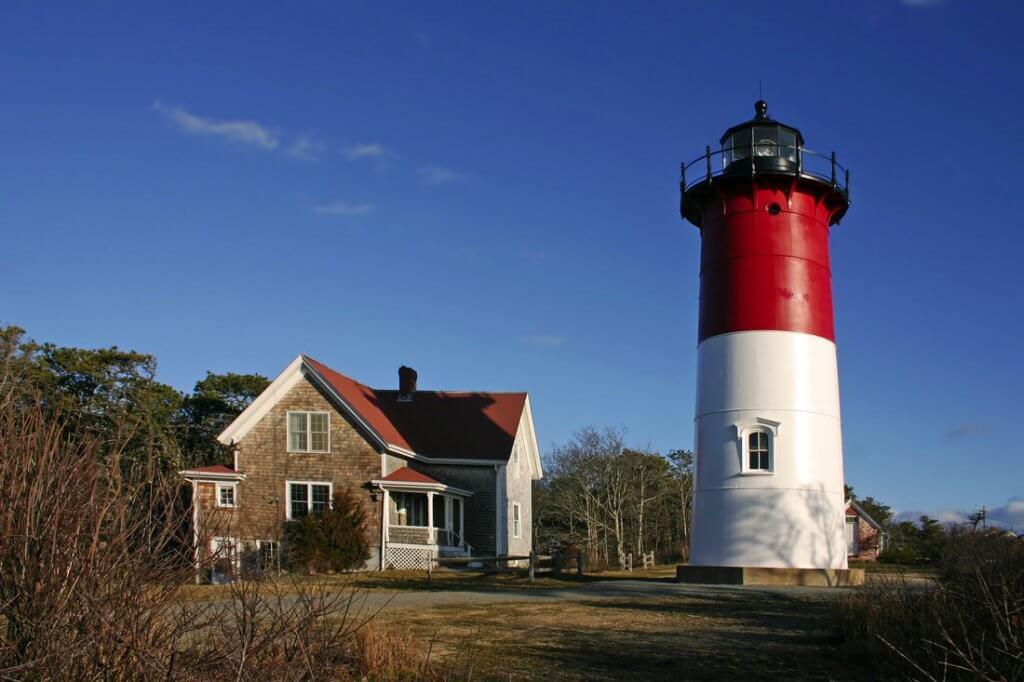 Lighthouse Road Trip in Massachusetts