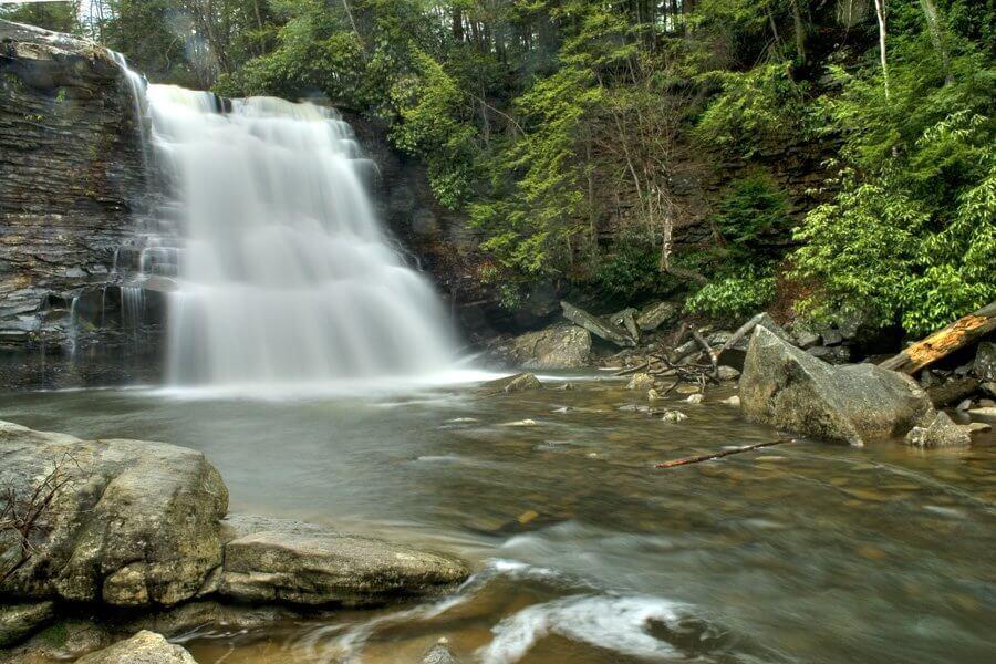 Muddy Creek Falls