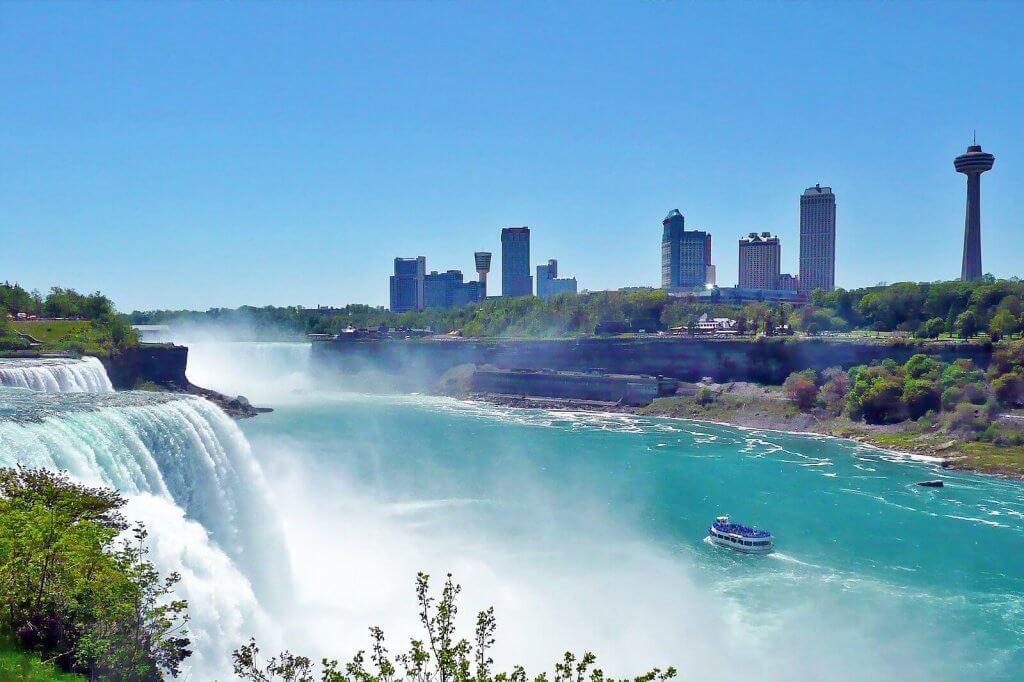 Niagara Fallsroad trip