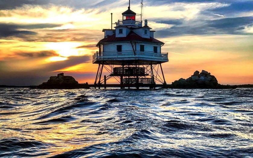 Upper Chesapeake Bay Lighthouse