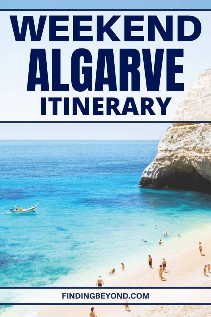 weekend algarve itinerary PIN2